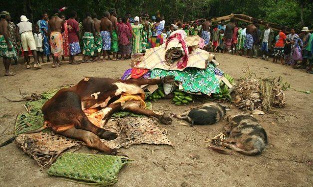 How is the Bride Price practiced in Vanuatu?