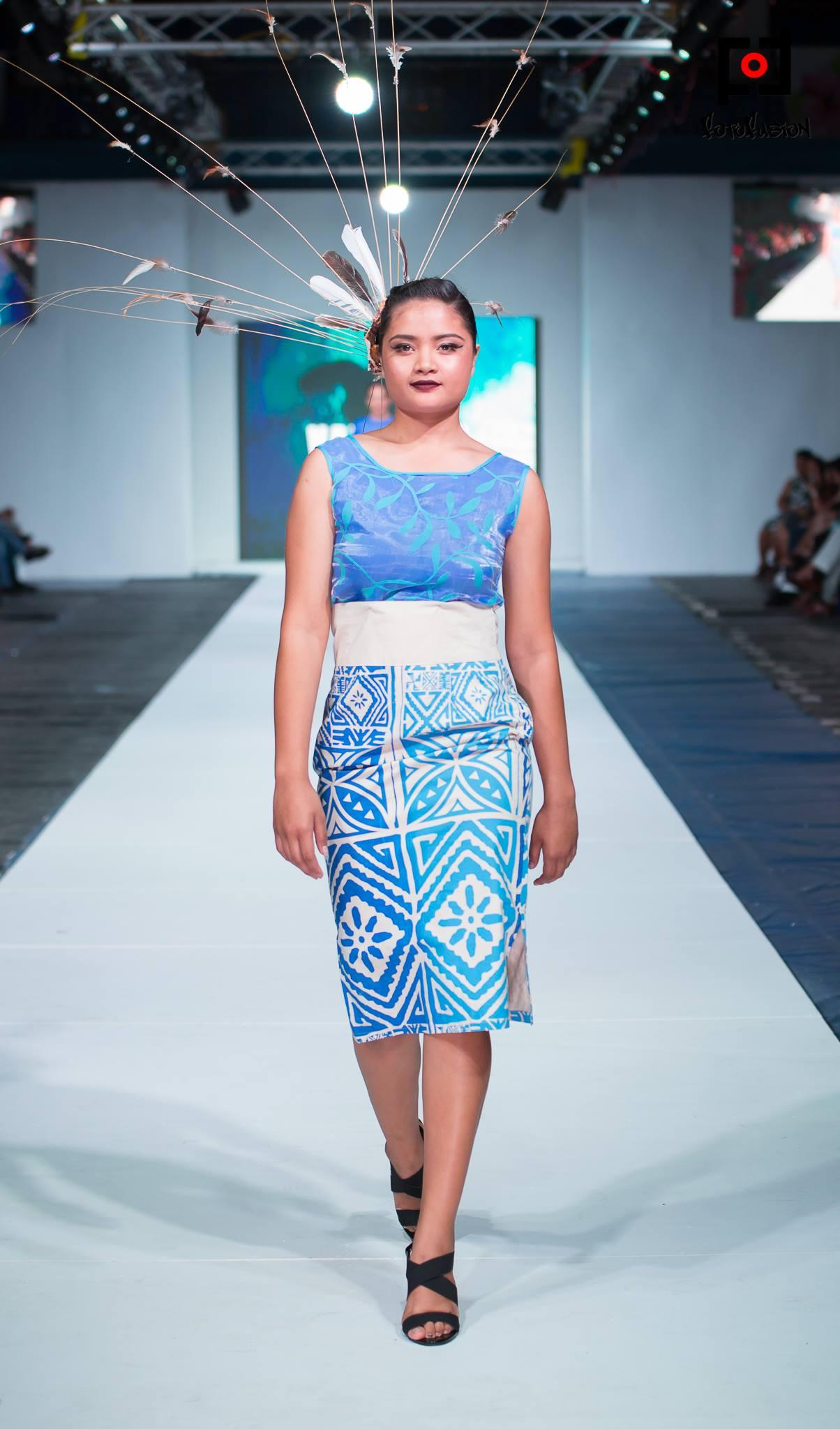 Highlights Of Fiji Fashion Week 5 10th Sept 2016 Sista