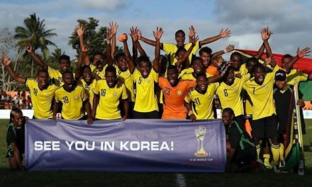 Sport: Vanuatu U20s eye NZ scalp