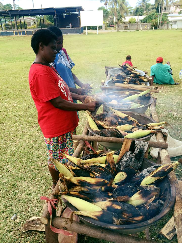 Vanuatu products and traditional handicrafts
