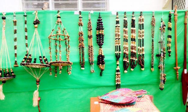 Handicraft and Artifacts by women of Banganvanua, Maewo