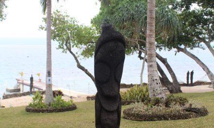 Visit the Tam Tams of Paradise Cove Resort