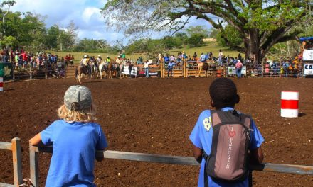 Port Vila Rodeo 2016 – Kickin' Up Dirt For ProMedical Rescue