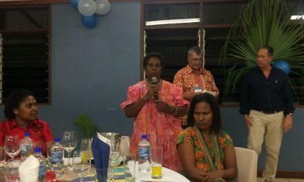 Vanuatu Women's Centre Recieves 700, 000vt from ASPA auction