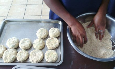 Fish Cake – The Nutrition Centre