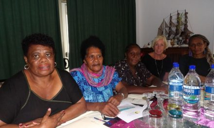 WACC takes Vanuatu to Global Peace Table