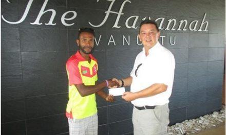 The Havannah Vanuatu sponsors NE Women's Cricket for T20 Competition