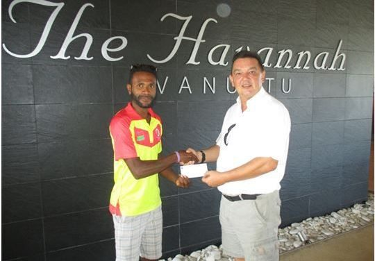 The Havannah Vanuatu sponsors NE Women's Cricket for T20 Competition