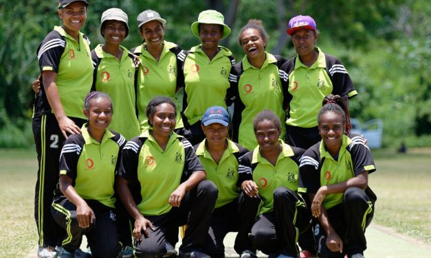 Women's Cricket T20 Grand Finals – Mele Bulls VS Tafea Sandalwoods