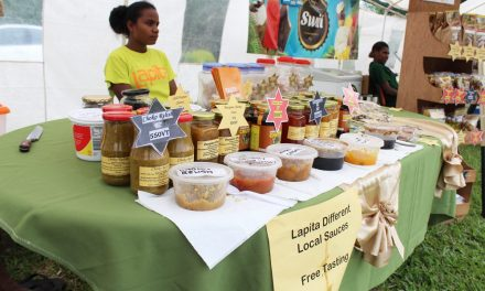 Last day of Vanuatu's first Agri-Tourism Festival 2016