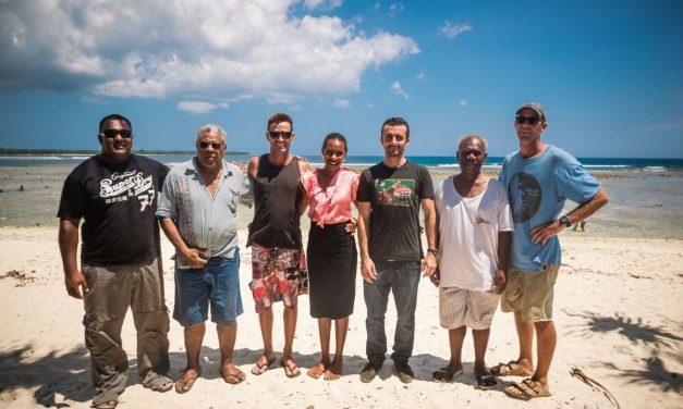 Vanuatu Surfing Association lighthouse