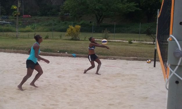 Vanuatu to defend Gold in Fiji Oceania Beach Volleyball Championships 2016