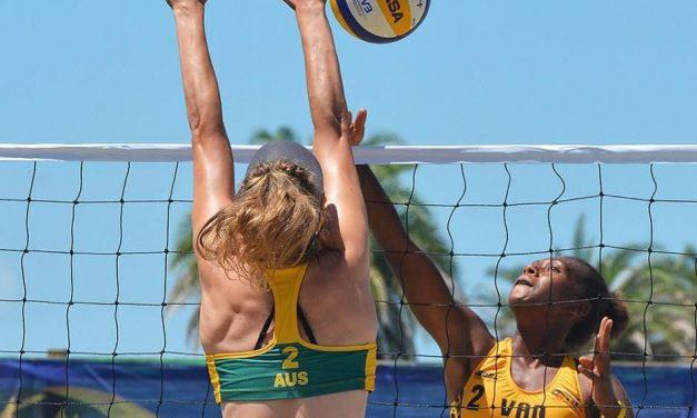 Australia, Vanuatu win Fiji Open