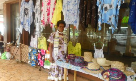 Weaving: conserving custom, bringing income
