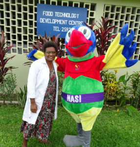 Van2017 celebrates Ruth Amos on International Day of Women and Girls in Science