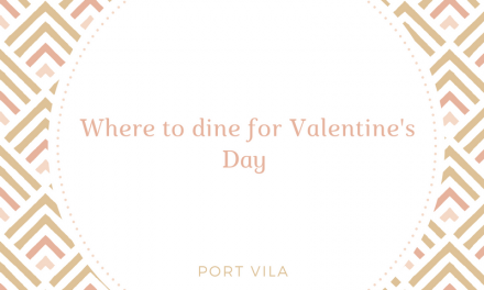 Where to dine for Valentine's Day