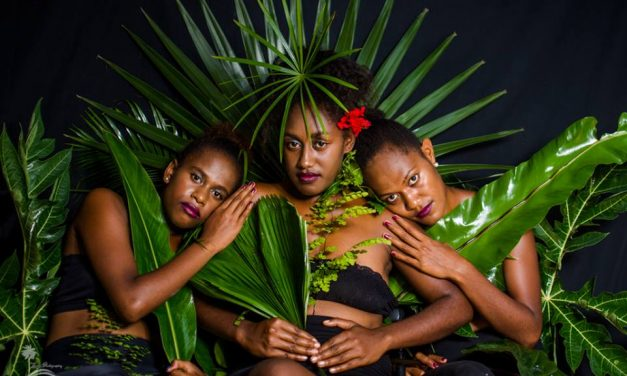 Rose, Shina and Edemie by Lava Photography