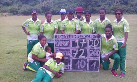 APT, Ifira and Mele Win Round 4 of the B&P Women's T20 Cup