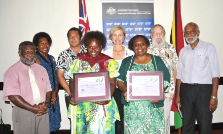 Exceptional women recognized on International Women's Day