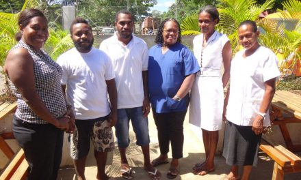 Eight ni-Vanuatu nurses to work in Nauru