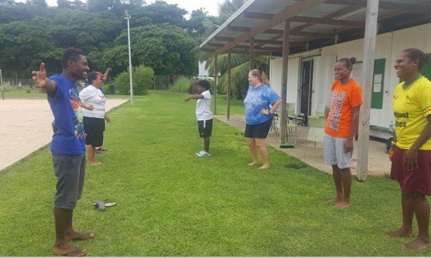 Volley4Change staff receive valuable training