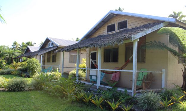 Abera Beach Bungalows, Tanna