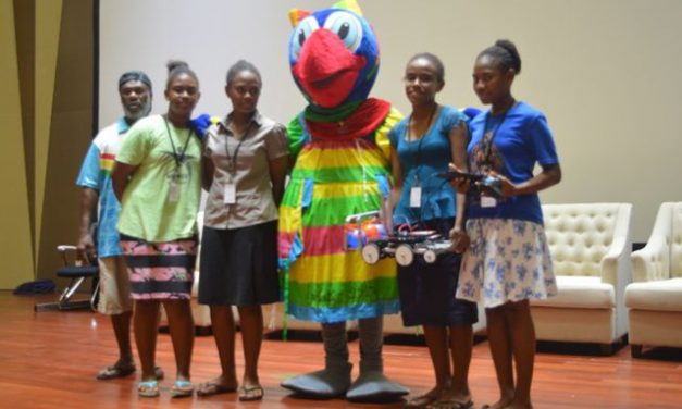 2nd SMART Sistas ICT Camp for Girls closes