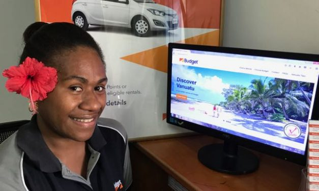 Discover Budget Vanuatu's new bookings website and in-vehicle SOS Alarm feature