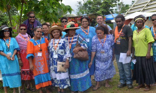 Second Kalexpo festival in progress in Port Vila