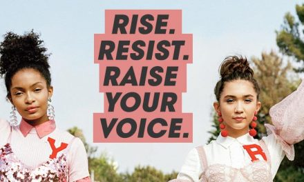 Raise Our Voices Not Our Fists