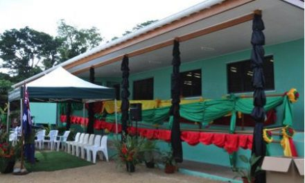 Vanuatu Society for People with Disability moves into brand new headquarters