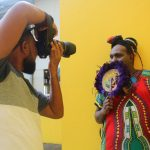 Behind the scenes of Sista Gat Style with GG Baxter