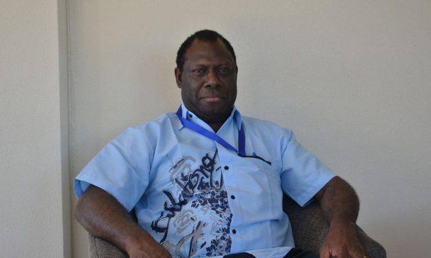 Vanuatu Commander says gender training essential for police officers
