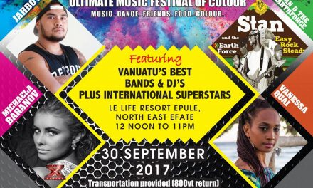 Colour Festival – Sat 30 Sept 2017