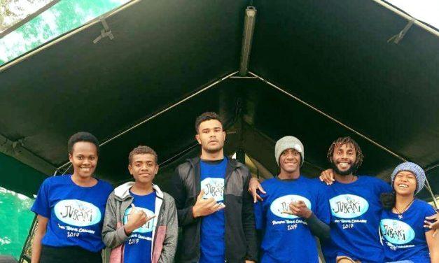 Vanuatu comes third in Jurakai Surf Invitational