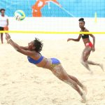 Student takes on after inspired by Beach Volleyball Rising Star
