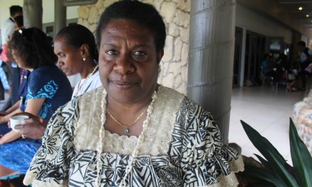 Leisavi Daisy Kenneth, Silae Vanua Markets, attends 13th Triennial Conference of Pacific Women