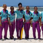 New uniforms for Power House Women's Cricket Club