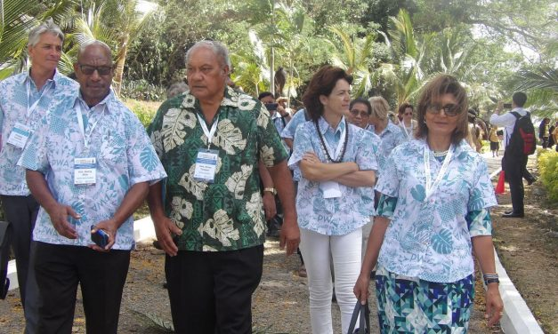 FAO increases partnership in Pacific
