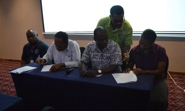 Health and Climate ministries sign MOU for data sharing