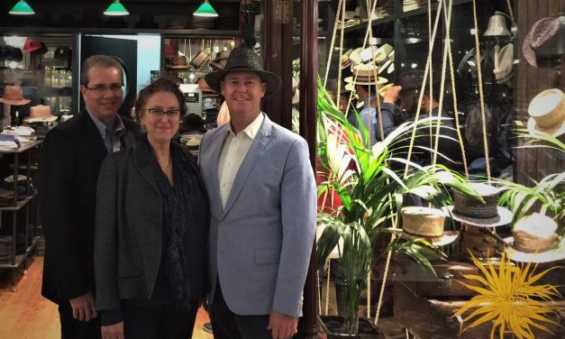 International headwear collection showcases Pacific talent