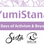 #YumiStanap anti-violence video campaign