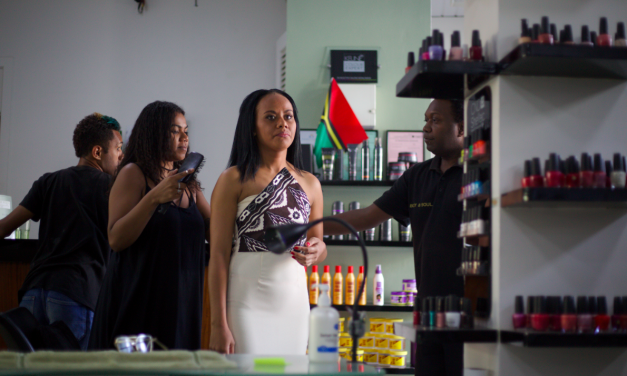 Behind the scenes of Sista Gat Style with Natasha Issachar