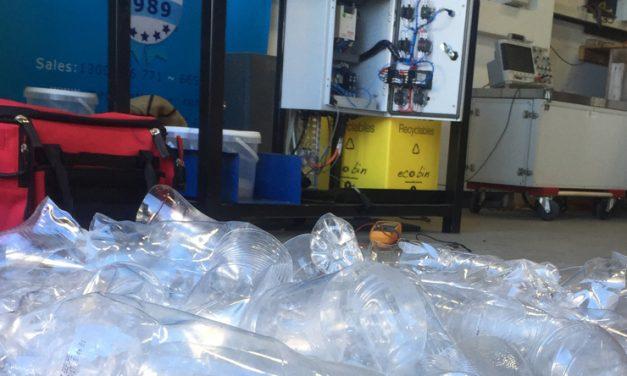 Transforming Plastic Waste in Vanuatu