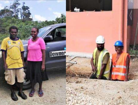 Women's employment on the rise with PVUDP contractors