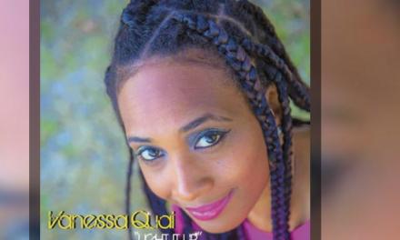 Vanessa Quai's latest album 'Light it Up' available for download