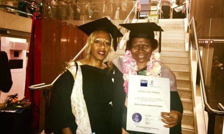 Merilyn Temakon wins Master's Degree in Intellectual Property Law