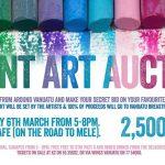 Silent Art Auction for Breastfeeding Association
