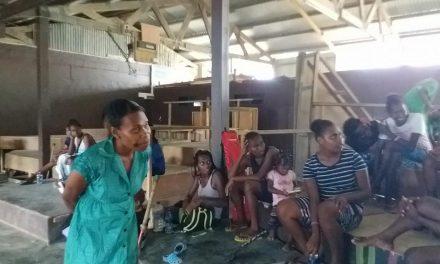 Vanuatu Hockey participates in 'Dei Blong ol Gel'
