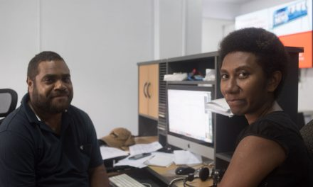 Meet Vanuatu Daily Post new Editor
